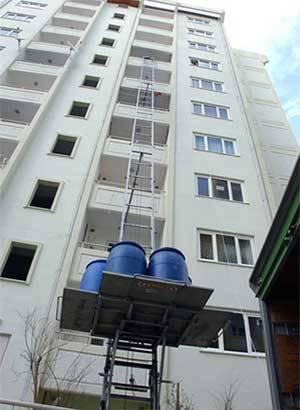 Çekmeköy Asansör Kiralama